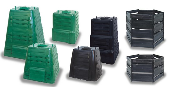 Ruzne typy komposteru Jelinek trading