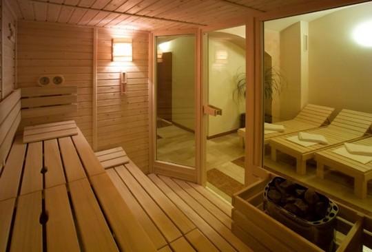 sauna DYNTAR