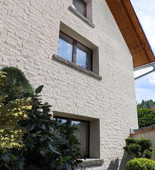 bezkontaktni fasada