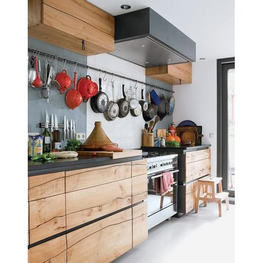 kuchyne s prvky masivniho dreva