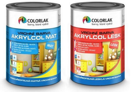 univerzalni barva AKRYLCOL