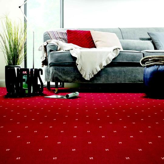 celoplosny koberec