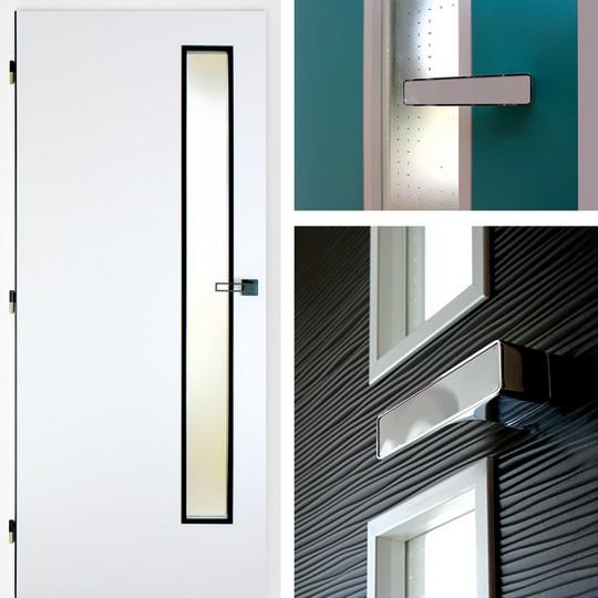 barevny kontrast dveri CAG