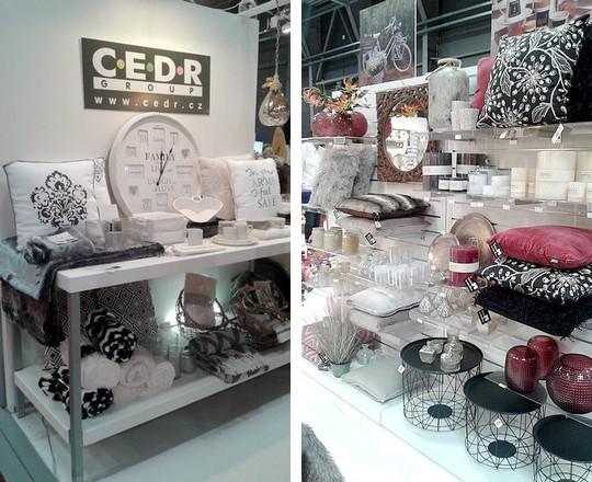 dekorace CEDR