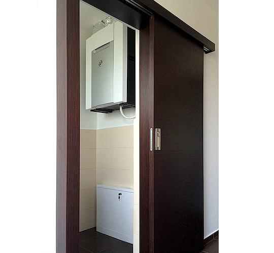 jednotka DOMEO v koupelne