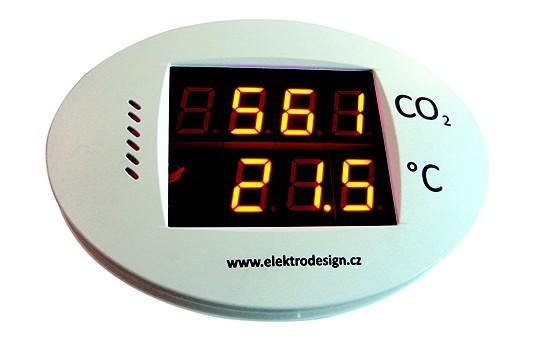 senzor kvality vzduchu