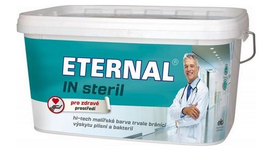 antibakterialni nater ETERNAL_IN_steril