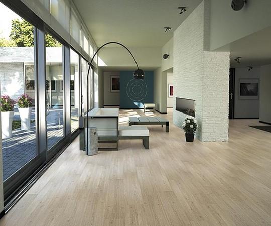 vinylova plovouci podlaha - dekor Dub toskansky