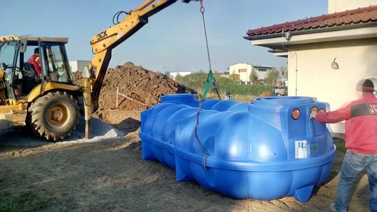 plastova nadrz na vodu