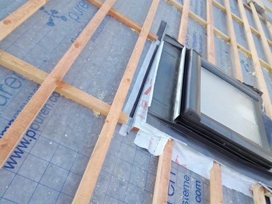 nove stresni okno a zatepleni strechy