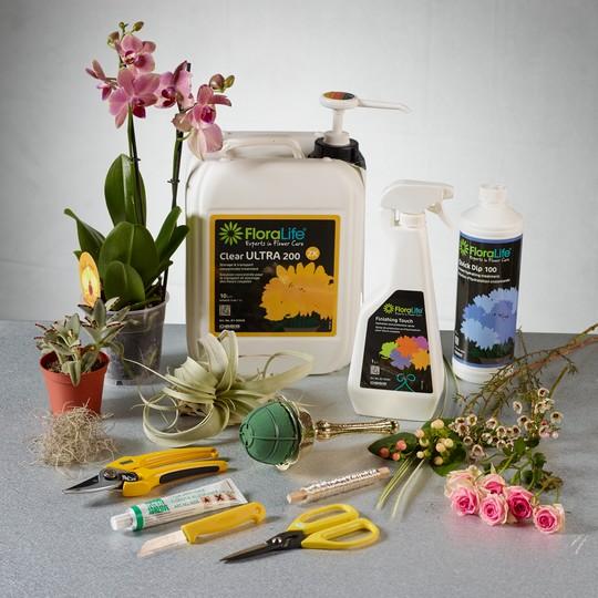 potreby pro kvetinove dekorace