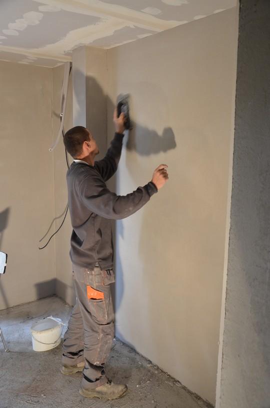Štukování starých zdí