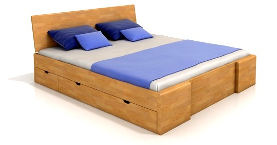 manzelska postel Visa
