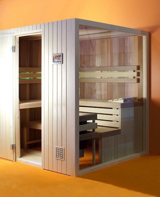 moderni domaci sauna
