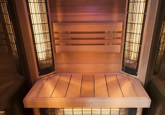 infrakabina od SaunaSystem