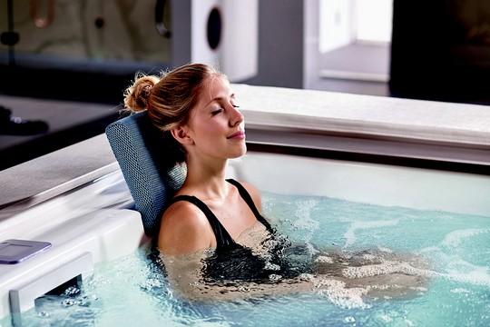 Virivka poskytuje prijemny relax i v pohodli domova