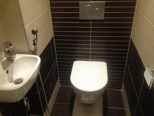 nova toaleta po rekonstrukci bytoveho jadra