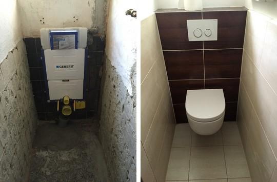 rekonstrukce WC