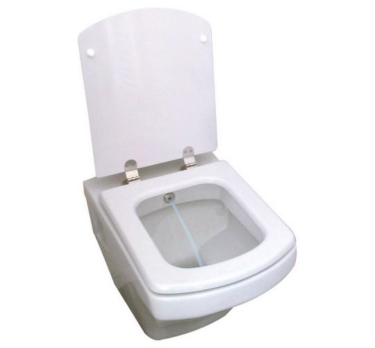 WC + bidet - 2 v 1