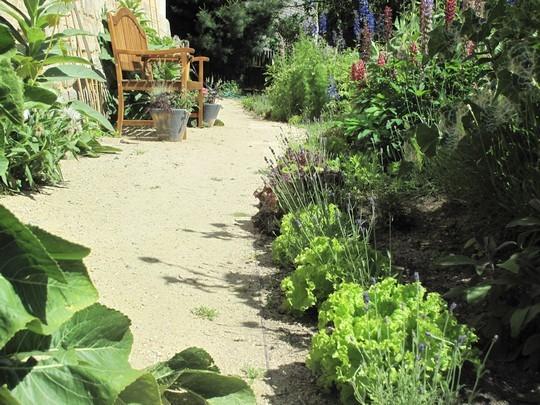 odpocinkova zahrada