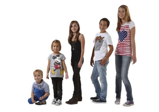 deti ruzneho veku