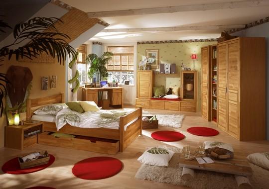 Vyb r me n bytek do d tsk ho a studentsk ho pokoje for Jugendzimmer komplett massivholz