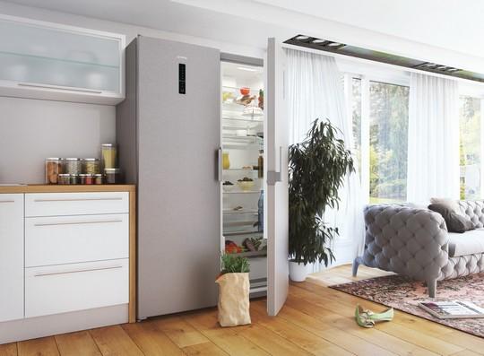 chladnicka gorenje vybavena systemem NoFrost Plus