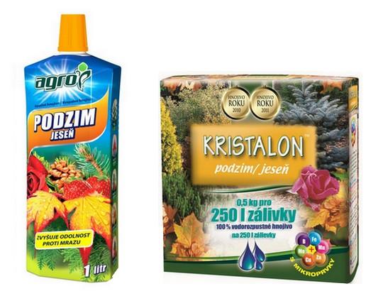 podzimni hnojivo
