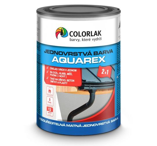 jednovrstva barva AQUAREX