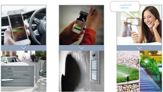Chytry videotelefon Legrand