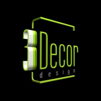 3Decor Design logo