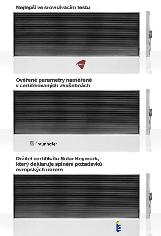 teplovzdusne panely SolarVenti