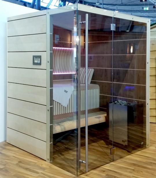 saunova kabina Future