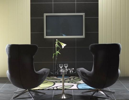 okladove panely v obyvacim pokoji