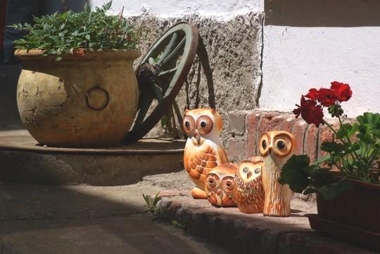 Keramicke sovy keramika Andreas