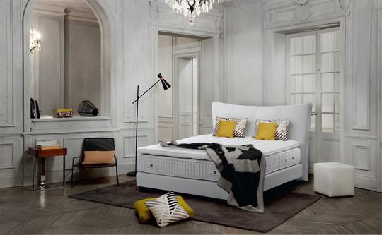 Kontinentalni postel Stella Blanc