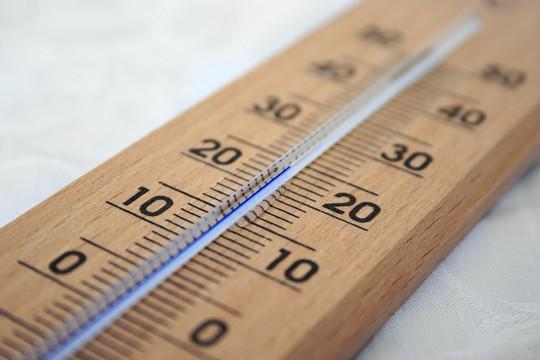 spravna teplota v mistnoti