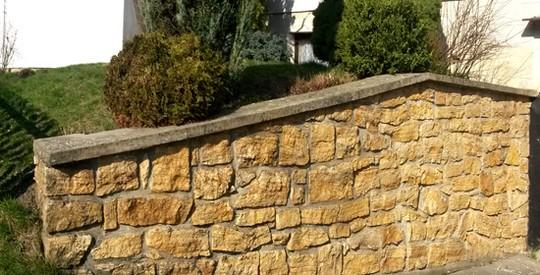 travertinova zidka