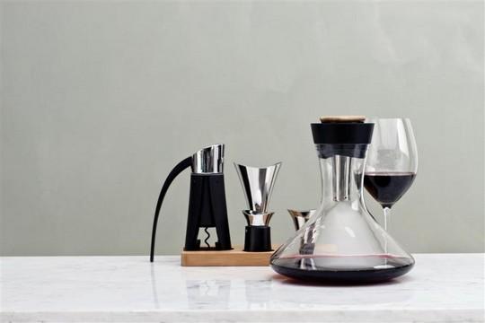 karafa na vino