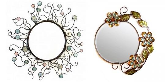 originalni dekorativni zrcadla